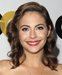Willa Holland Hairstyle