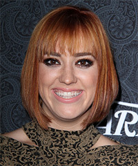 Andrea Bowen - Medium Bob