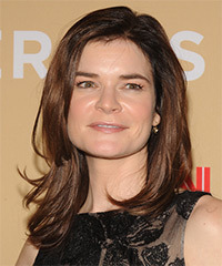 Betsy Brandt Hairstyle - click to view hairstyle information