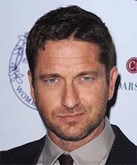 Gerard Butler - Short Straight