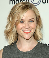 Reese Witherspoon - Short Wavy