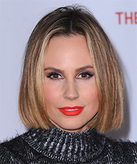 Keltie Knight Hairstyle - click to view hairstyle information