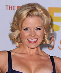 Megan Hilty - Curly