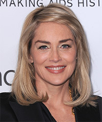 Sharon Stone - Medium Straight
