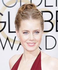 Amy Adams - Updo Long Curly