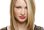 Medium Straight Alternative Hairstyles