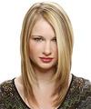 Medium Straight Alternative Hairstyles