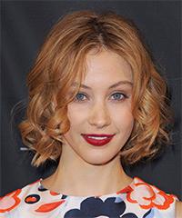 Sarah Gadon - Curly