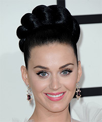Katy Perry - Updo Long Straight