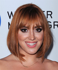 Andrea Bowen - Medium Straight