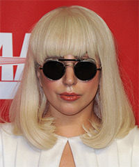 Lady GaGa Hairstyle