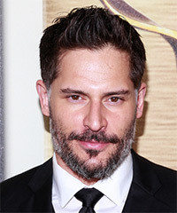 Joe Manganiello - Short Straight