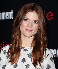 Rose Leslie - Long