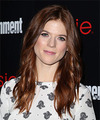 Rose Leslie Hairstyle