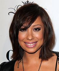 Cheryl Burke Hairstyles