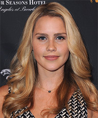 Claire Holt - Long