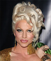 Courtney Act Hairstyle