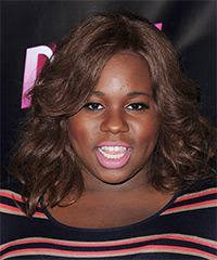 Alex Newell Hairstyle
