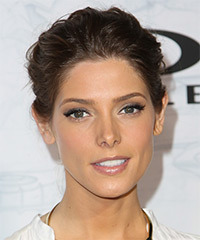 Ashley Greene - Updo Long Wedding