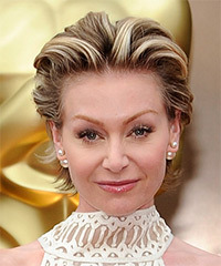 Portia De Rossi - Short Straight
