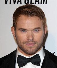 Kellan Lutz - Short Straight
