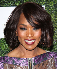 Angela Bassett - Medium Straight