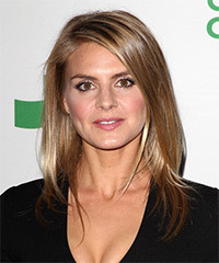 Eliza Coupe - Long Straight