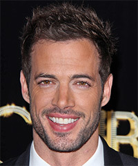 William Levy - Short Straight