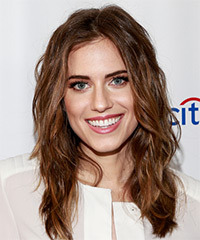 Allison Williams - Long Wavy