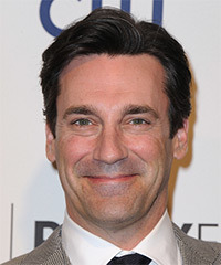 Jon Hamm - Short Straight