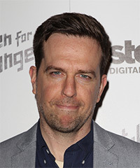 Ed Helms Hairstyles