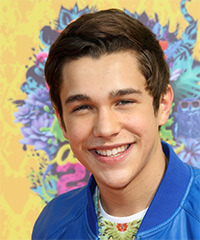 Austin Mahone Hairstyle