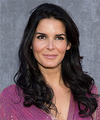 Angie Harmon Hairstyles