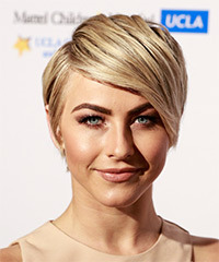 Julianne Hough - Short Straight