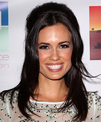 Torrey DeVitto - Half Up Long