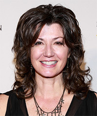 Amy Grant Hairstyle