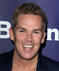 Mark McGrath Short Straight Casual