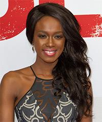Joelle Kayembe Hairstyle