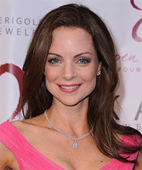 Kimberly Williams Hairstyle