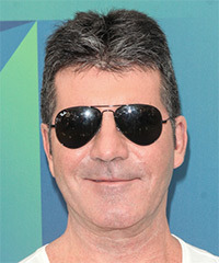Simon Cowell - Short Straight