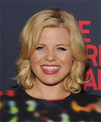 Megan Hilty - Medium Wavy