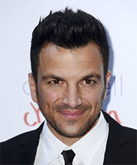 Peter Andre - Short Straight