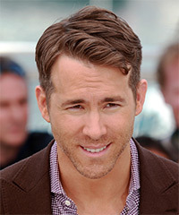 Ryan Reynolds - Short Wavy