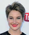 Shailene Woodley Hairstyle