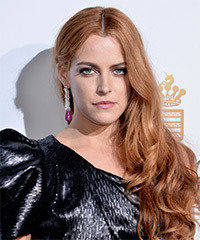 Riley Keough - Long Wavy