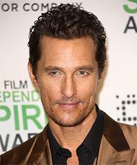 Matthew McConaughey Hairstyle