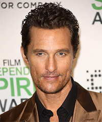 Matthew McConaughey - Short Curly