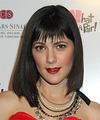 Sara Niemietz Hairstyles