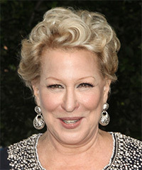Bette Midler Hairstyles