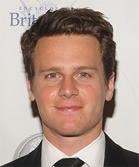 Jonathan Groff - Short Straight
